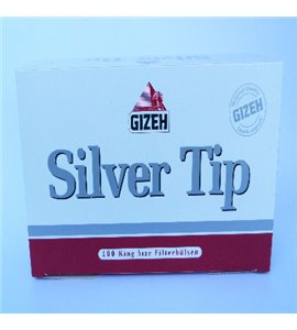 100 Box Cigarette Tubes GIZEH