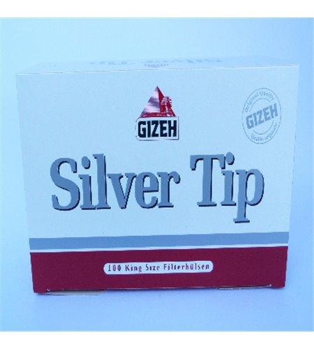 100 Box Cigarette Tubes GIZEH