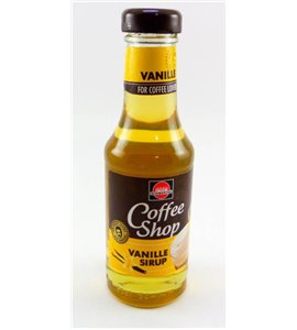 Vanilla Syrup For Coffee Recipes - 200ml