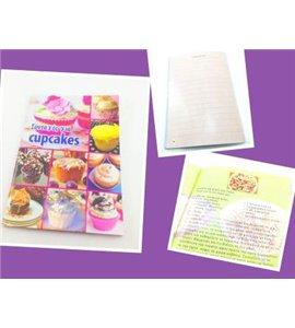 Cookbook in Greek-Cupcakes