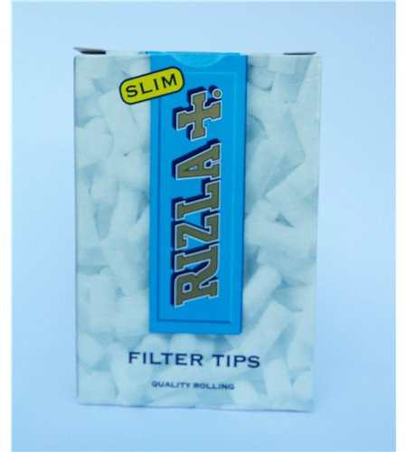Rizal Slim Filter Tips x 150 Rizal Tips 6mm
