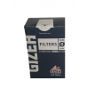 1 Box Gizeh Filter Tips Charcoal