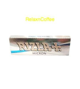 New Rizla Micron Rolling Papers
