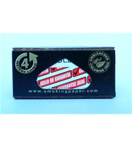 ROLL Smoking Deluxe Rolling Paper Brown