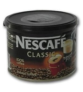 Greek Nescafe Classic Instant Frappe Coffee 50gr