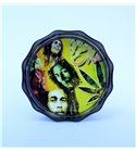 Acrylic Tobacco Grinder Spice Crusher